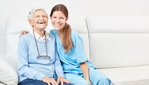 In Home Senior Care Services Palm Beach